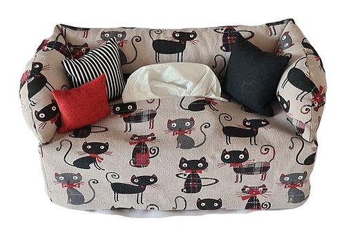 Taschentuchsofa | Katzenfieber