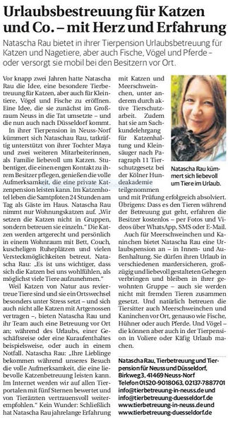 Pressebericht_Tierbetreuung_in_Neuss_Nat