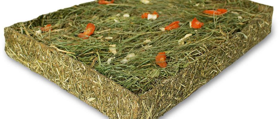 Kräuterwiese mit Gemüse