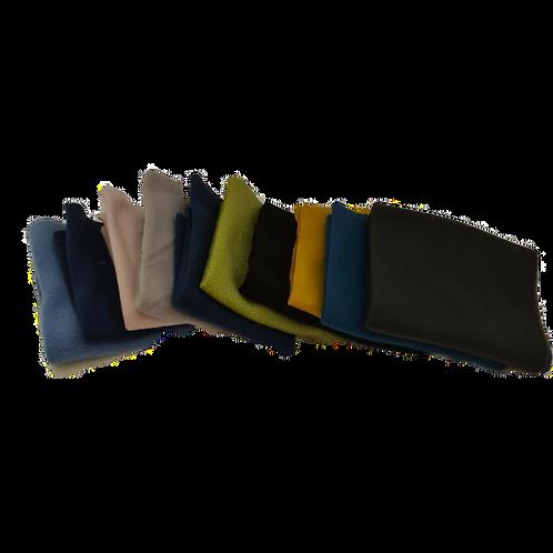 Pipippads | Urinpads | 2-fach Fleece | Spezialgewebe | 30x30 cm