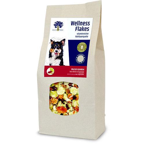 Wellness Flakes | Gartengemüse