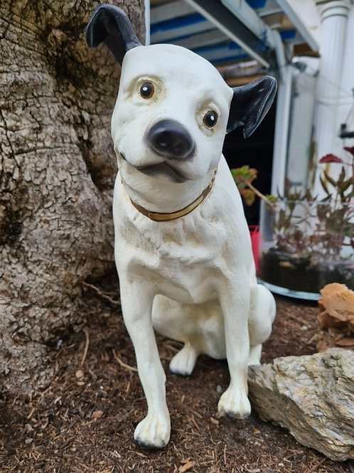 Emi Grammophon Hund | Nipper Terrier - Figur | Sammler Werbefigur
