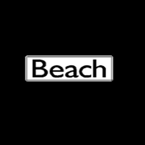 LJ Hooker - Description Stickers(Beach Stickers)