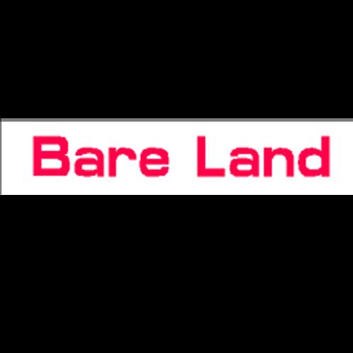 Harveys - Bare Land Overlay Stickers(385mm x 70mm)