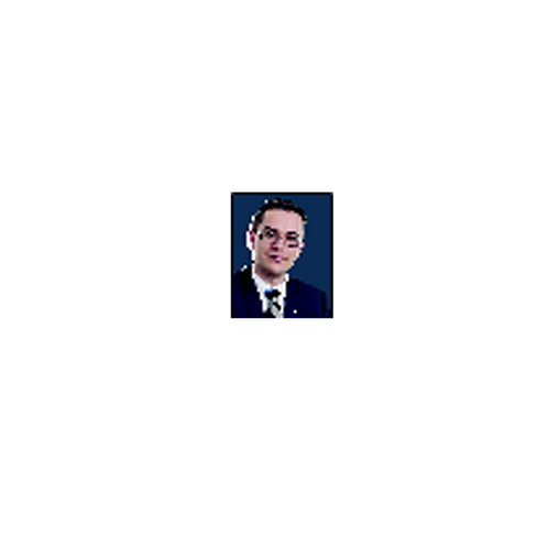 Harcourts - Agents Digital Photographs Blue Background 60x80mm for Portrait