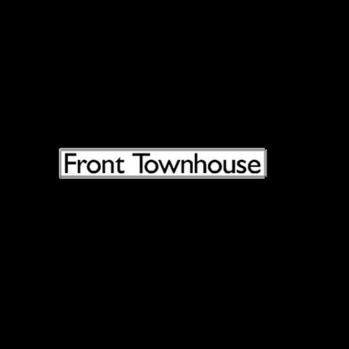 LJ Hooker - Description Stickers(Front Townhouse Stickers)