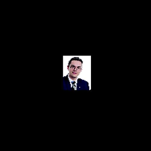 Harcourts - Agents Digital Photographs White Background 60x80mm for Portrait