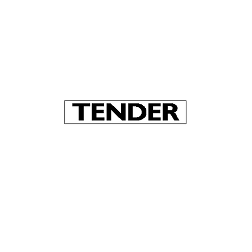 Generic Product - Tender Stickers(450mm x 90mm)