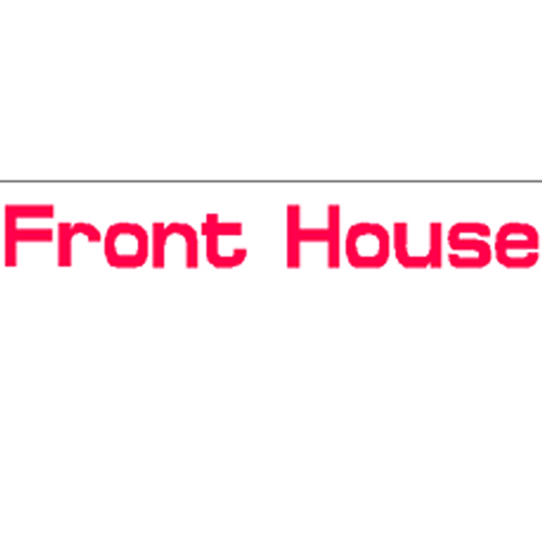 Harveys - Front House Overlay Stickers(385mm x 70mm)