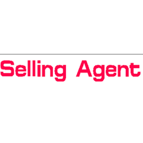 Harveys - Selling Agent Overlay Stickers(385mm x 70mm)
