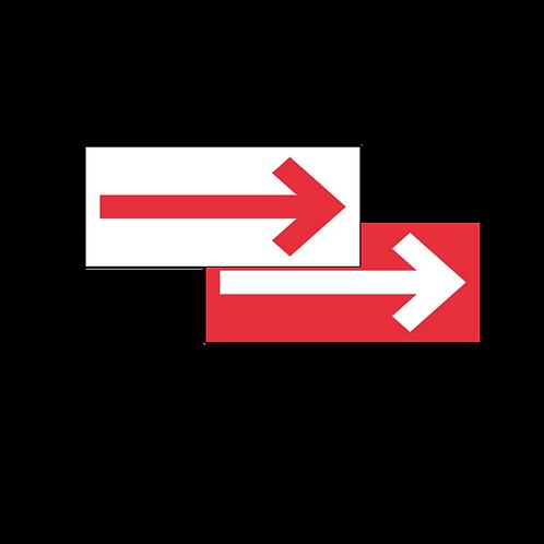 Professionals - Arrow Stickers