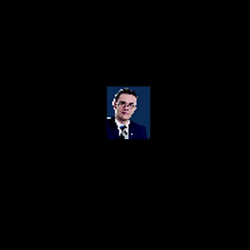 Harcourts - Agents Digital Photographs Blue Background (50x65mm) for Portrait