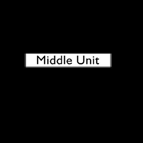 LJ Hooker - Description Stickers(Middle Unit Stickers)