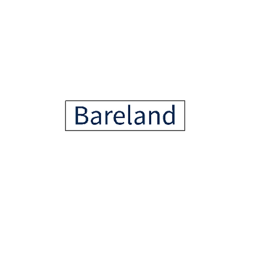 Harcourts - Bareland Overlay Stickers(150 x 37mm)