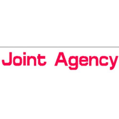 Harveys - Joint Agency Overlay Stickers(385mm x 70mm)