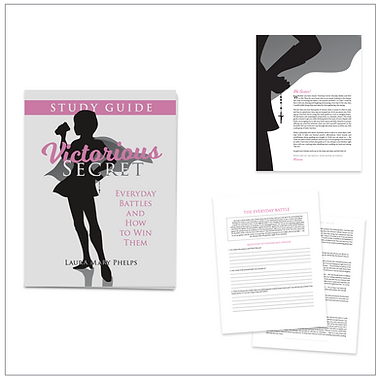 victorious secret study guide laura mary