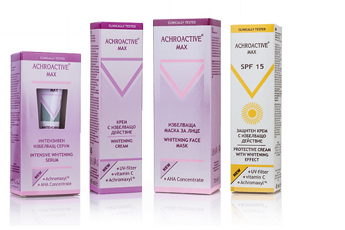 WHITENING PRODUCTS ACHROACTIVE® MAX