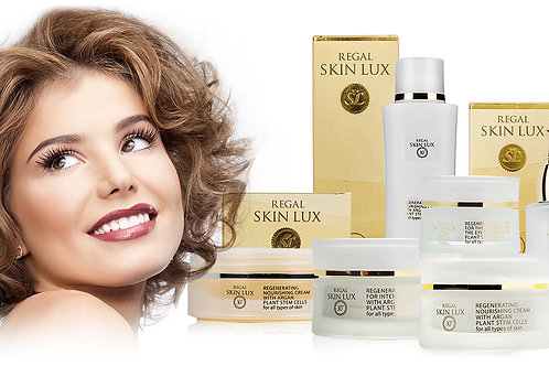 REGAL SKIN LUX ANTI-WRINKLES SERIES