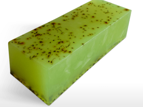 Peppermint & other flavors soap per pound