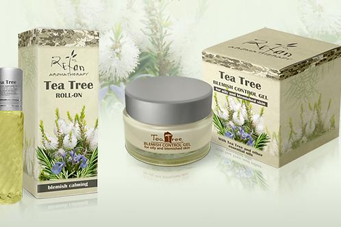 Tea Tree Control factor for Acne