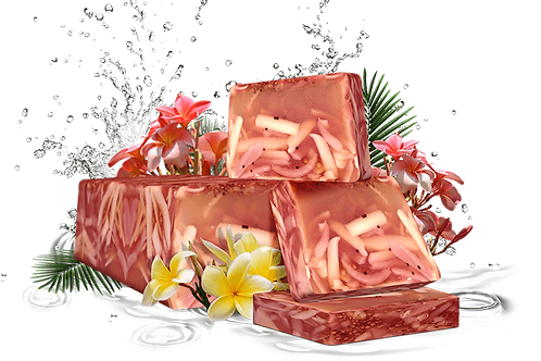 Soap Tahitian Flowers