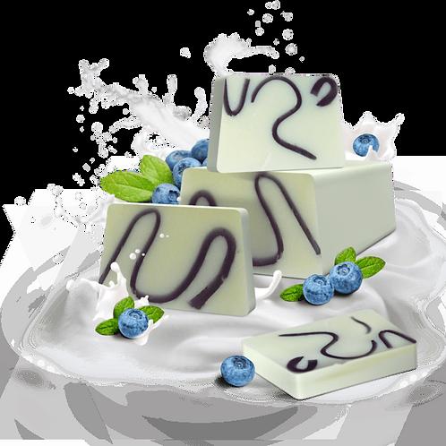 Yogurt and elderberry