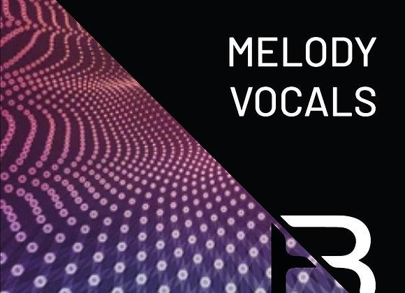 Melody vocal set (200+ soundbites)