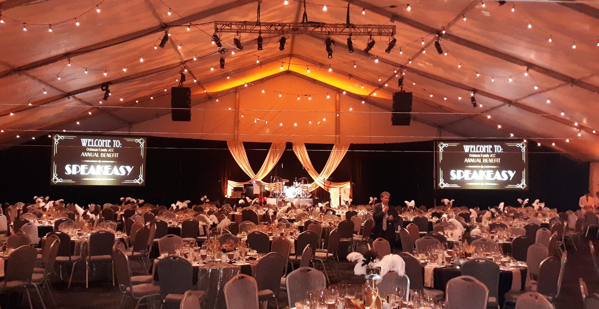 Annual Gala for Jewish Community Center
