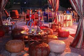 Shisha nights theme party