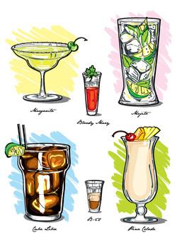 cocktails for bars