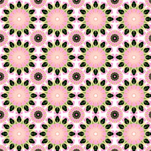 Islamic-Style tiles