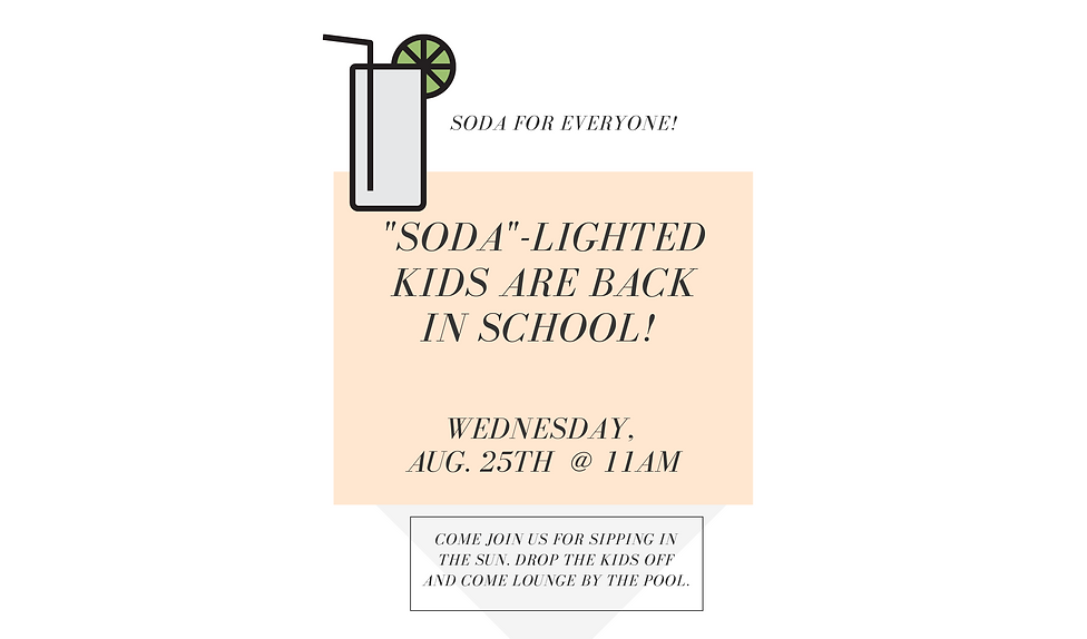 Soda-lighted kids are back in school Website.png