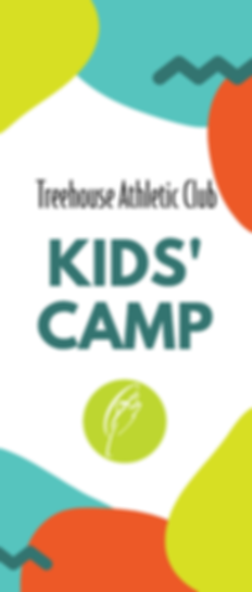 Treehouse Athletic Club Kids' Camp