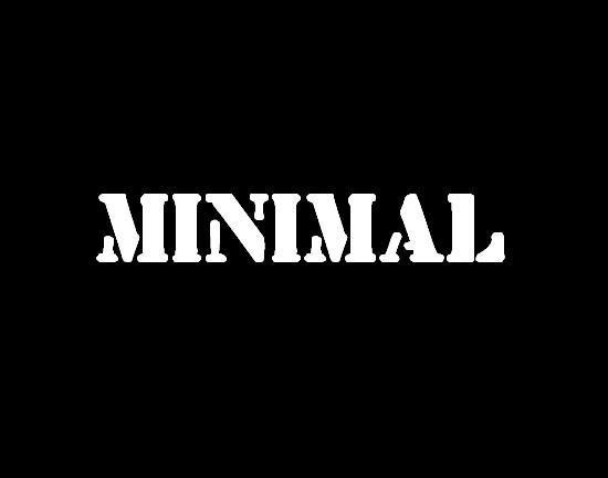Minimal Instruments