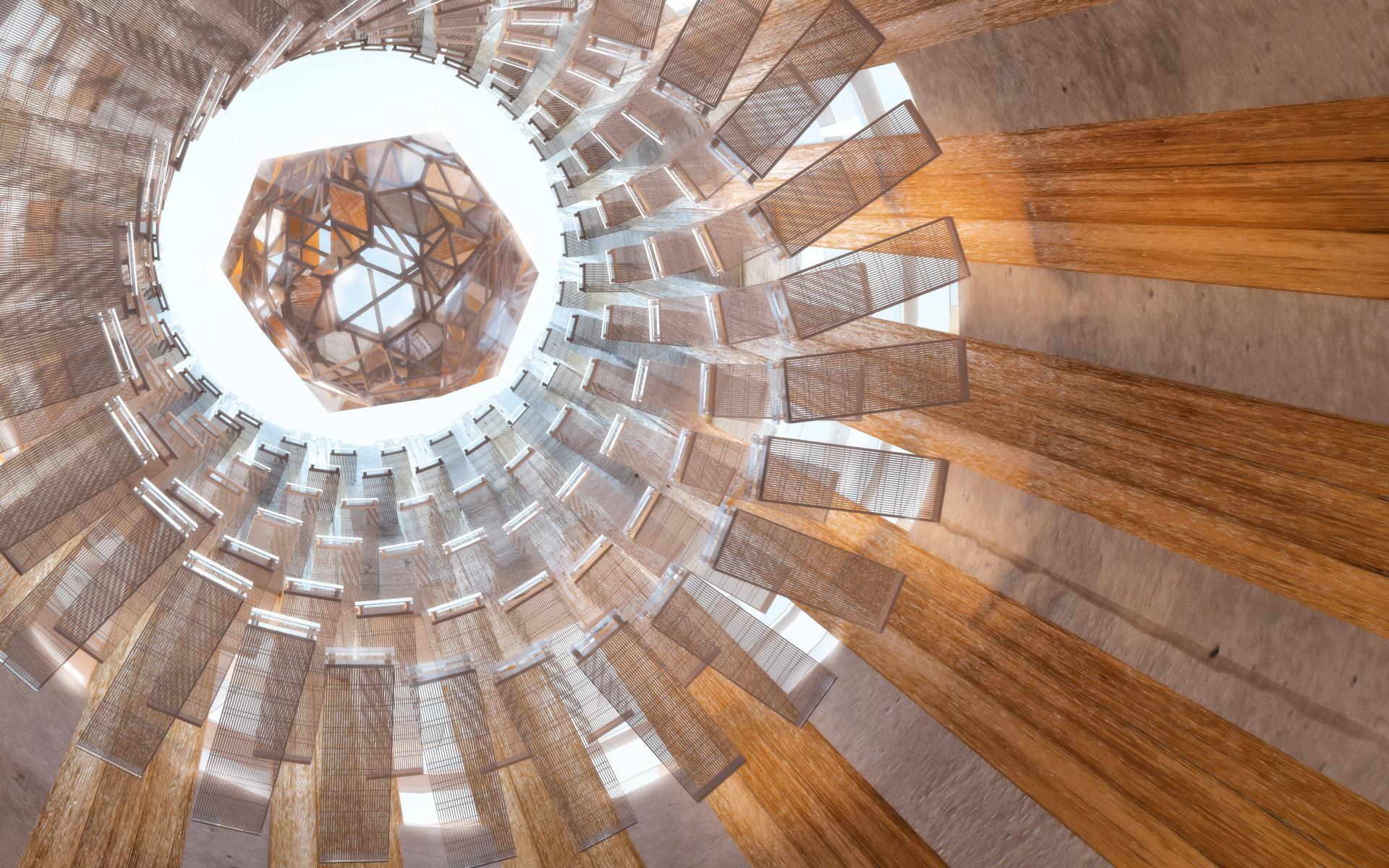 kentic staircase