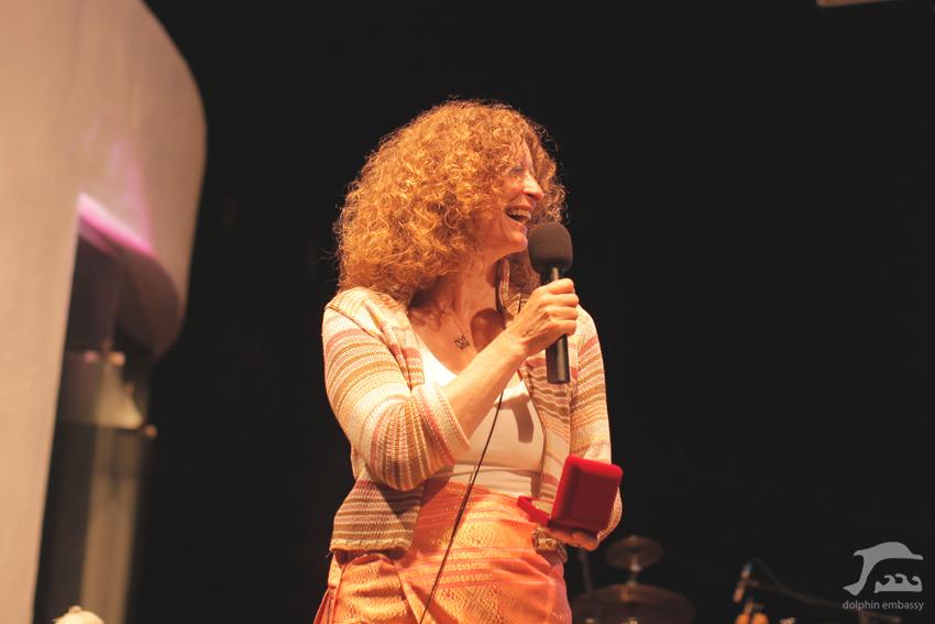 Vera Burgi (Ocean Care)