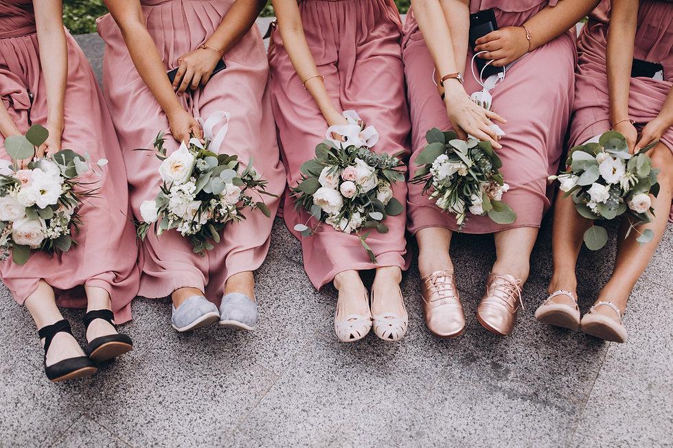 Wedding flower rentals