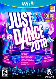 just dance 2018 e