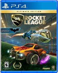 rocket league ps4