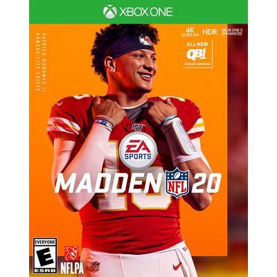 Madden-NFL-20 xbox
