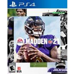 Madden-NFL-21 e ps4
