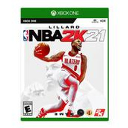 NBA-2K21- xbox
