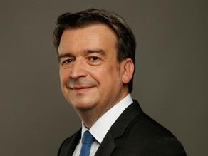 Oliver SALLERON, nouveau président national de la FFB