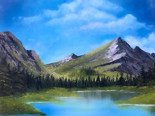 Mountain Ridge Lake