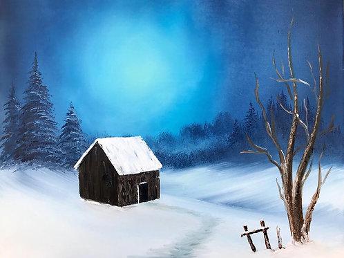 Frosty Winter Morn