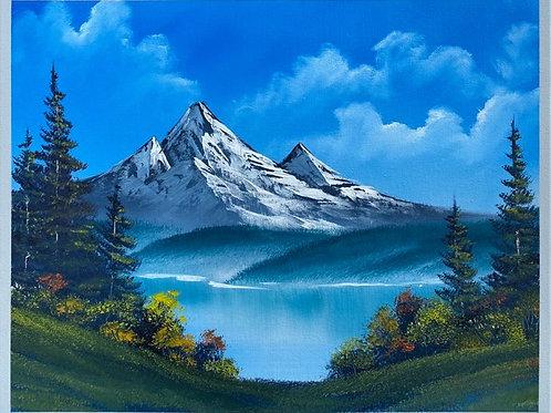 Majestic Peaks - demo