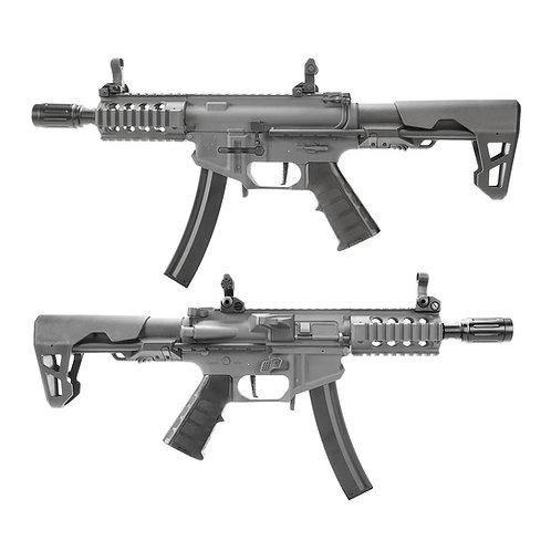 King Arms PDW 9mm SBR Shorty Metal Grey Edition