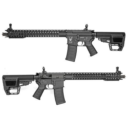 King Arms M4 TWS KeyMod Dinosaurio