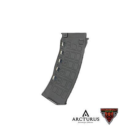 [Arcturus] D-MAG  AK12/74 Mid cap/ Real cap Black