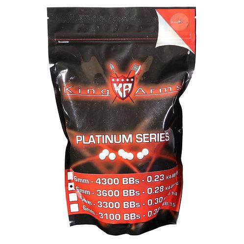 Platinum Series 6mm Balines 0.28g/ 1KG (3600R)BBs